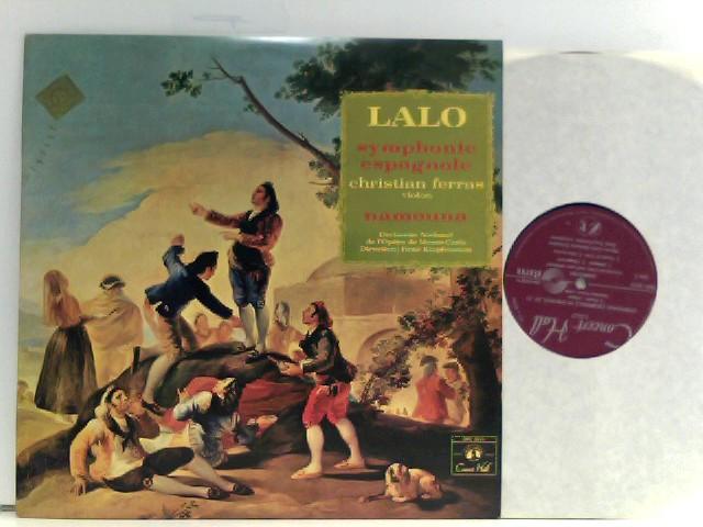 Lalo* –  Christian Ferras violon -  Orchestre National De L