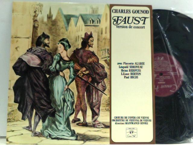 Faust: version de concert / concert version / Margarete: auszüge