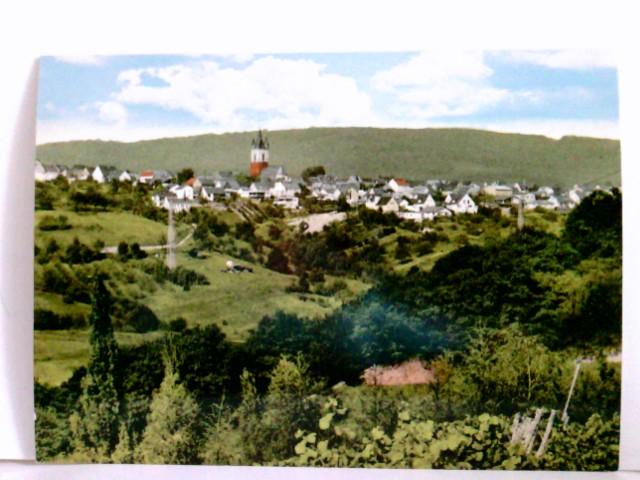 AK Rauenthal. Rheingau. Eltville am Rhein. Hessen. Ortsansicht, Panoramablick