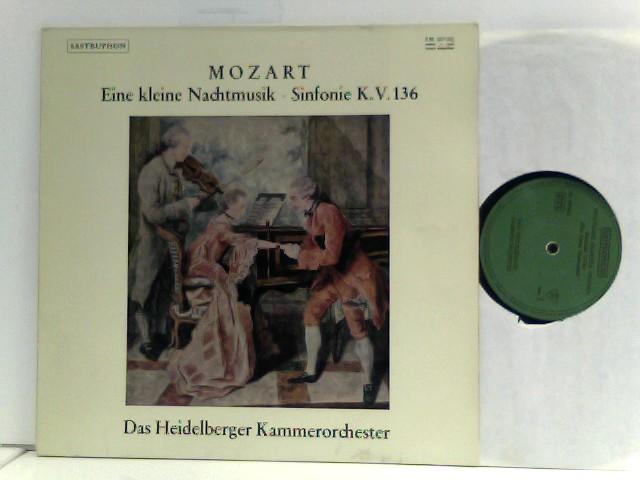 Das Heidelberger Kammerorchester – Eine Kleine Nachtmusik - Sinfonie K.V. 136
