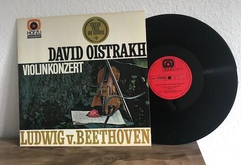 David Oistrakh, Ludwig V. Beethoven: Violinkonzert