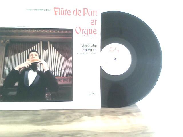Improvisations Pour Flûte De Pan Et Orgue Vol. 2