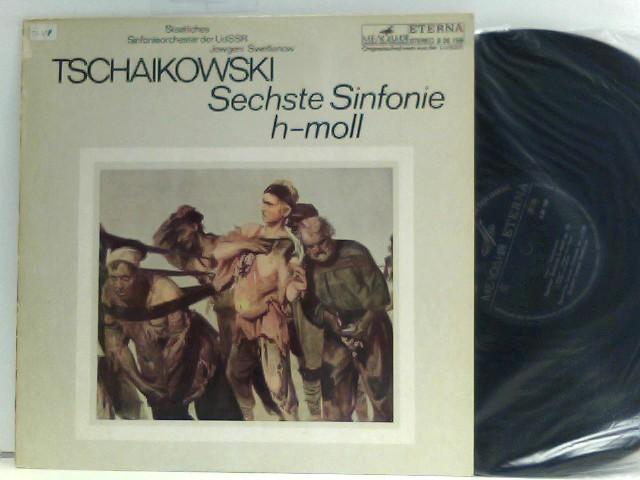 Staatliches Sinfonie-Orchester Der UdSSR*,  Jewgeni Swetlanow*  – Sechste Sinfonie H-moll