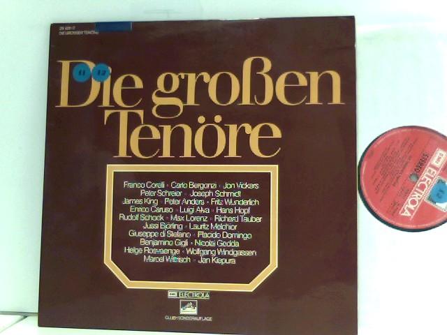 Various – Die Großen Tenöre