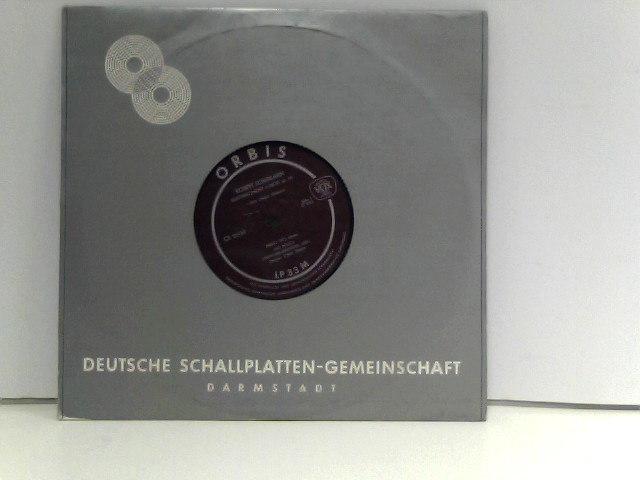 Schumann, Robert und Jonel Perlea: Robert Schumann, Klavierkonzert In A-Moll Op54, Pro Musica, Jonel Perlea, LP 10