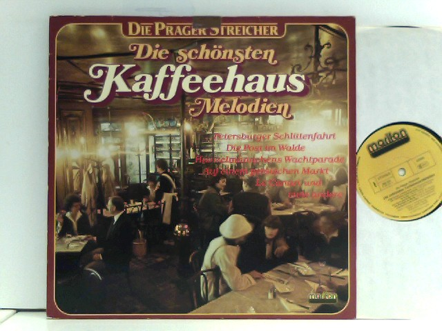 Die Prager Streicher: Die schönsten Kaffeehaus Melodien