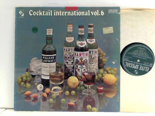 Claudius Alzner Und Seine Solisten: Cocktail international vol. 6