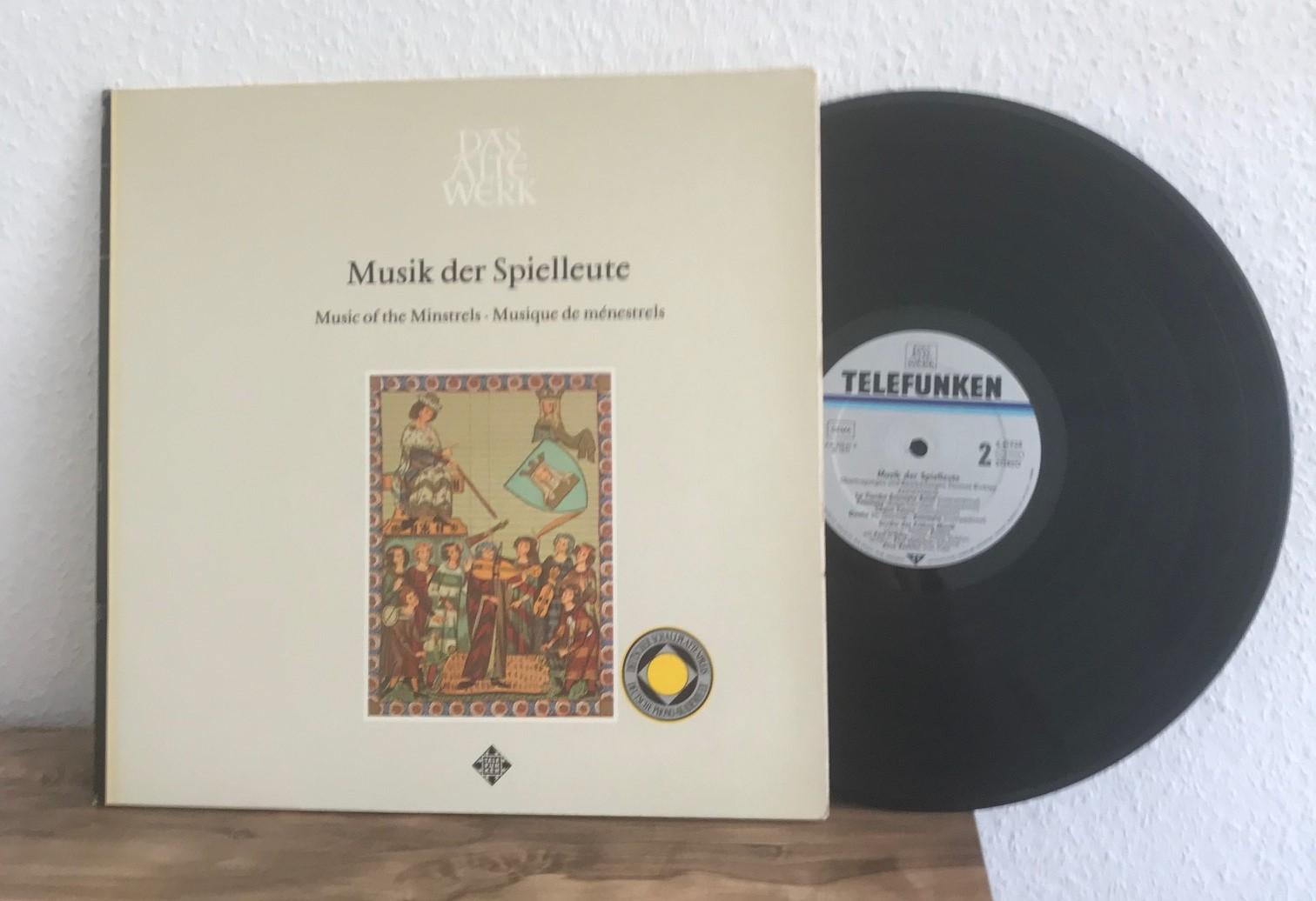 Musik Der Spielleute / Music Of The Minstrels / Musique De Ménestrels