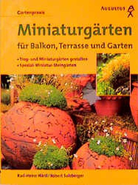 Miniatur-Steingärten