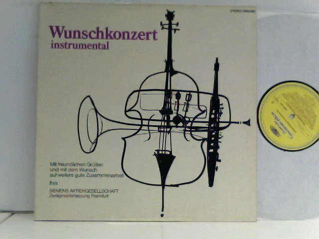 Wunschkonzert Instrumental