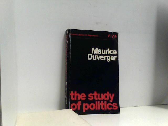 Study of Politics Übersetzung Robert Wagoner
