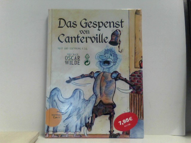 Das Gespenst von Canterville (Ein Anaconda-Comic): Comic frei nach Oscar Wilde