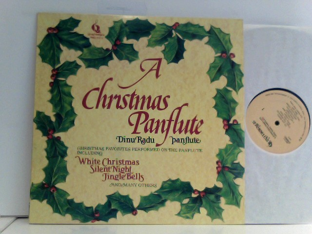 Radu, Dinu, Jack Fender und John Teupen: The Holterman String Quartet and Studio Choir – A Christmas Panflute