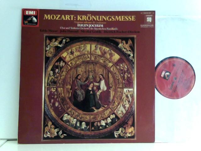 Symphonie-Orchester Des Bayerischen Rundfunks – Mozart: Krönungsmesse - Vesperae Solennes De Confessore