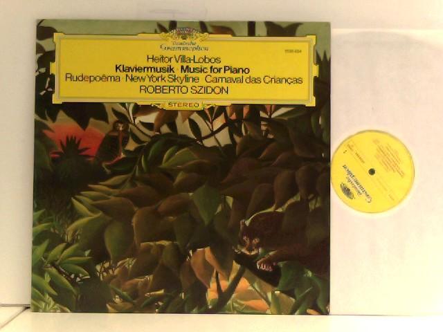 Klaviermusik (Rudepoêma · New York Skyline · Carnaval Das Crianças)