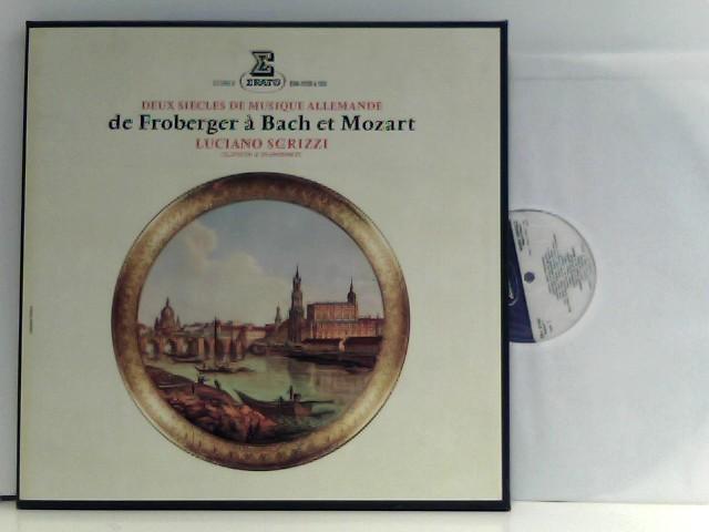 Luciano Sgrizzi – Deux Siècles De Musique Allemande De Froberger à Bach à Mozart