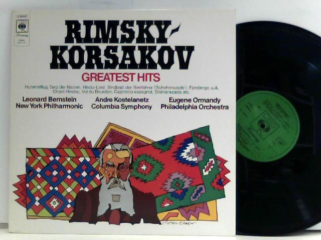 New York Philharmonic* / Andre Kostelanetz*, Columbia Symphony* / Eugene Ormandy, Philadelphia Orchestra* – Greatest Hits