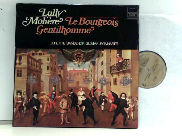 La Petite Bande -  Gustav Leonhardt – Le Bourgeois Gentilhomme