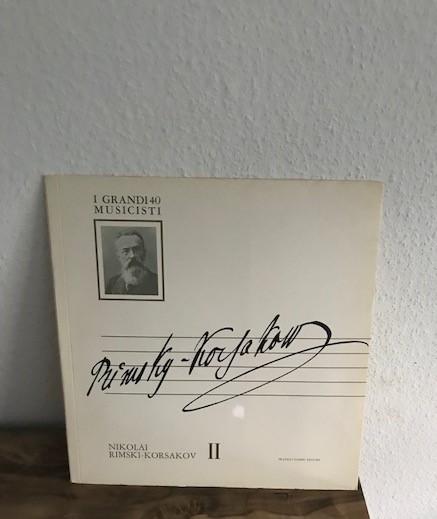 Nikolai Rimsky-Korsakov II