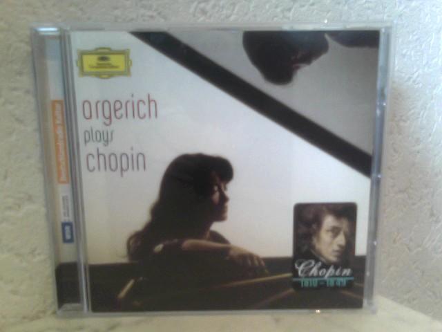 Argerich, Martha: Martha Argerich plays Frédéric Chopin