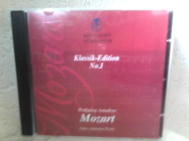 Wolfgang Amadeus Mozart - Seine schönsten Werke Klassik - Edition No. 1