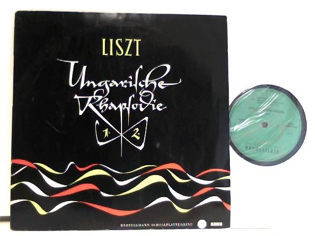 Ungarische Rhapsodie - 1. - 2.