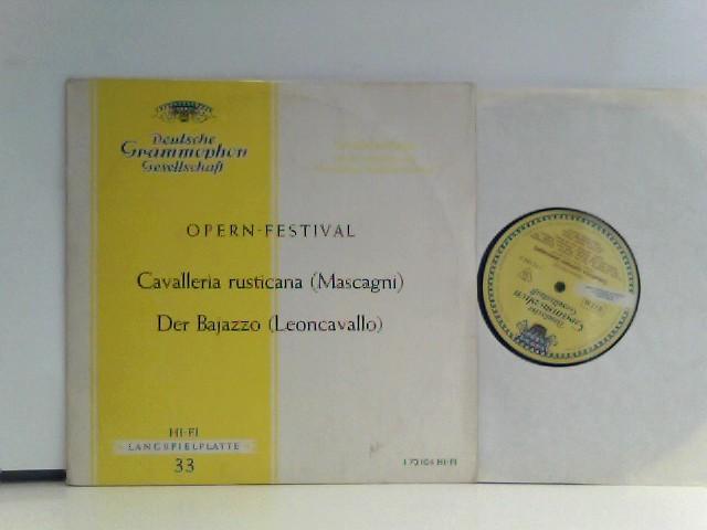 Opern-Festival Cavalleria Rusticana / Der Bajazzo