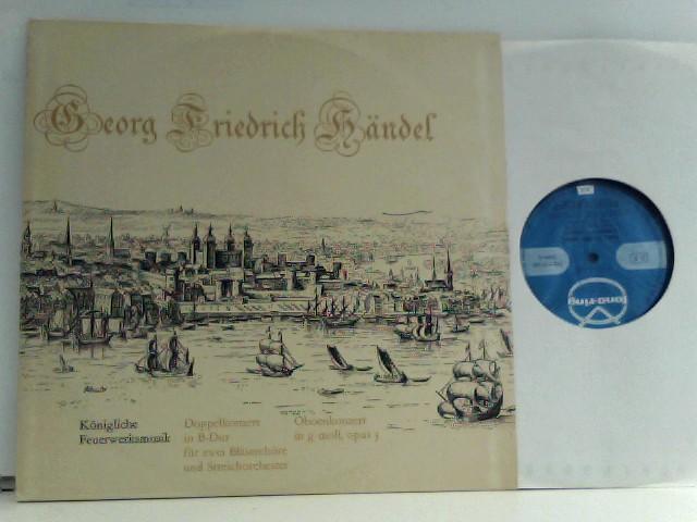 Händel, Georg Friedrich: Jean-François Paillard – Königliche Feuerwerksmusik