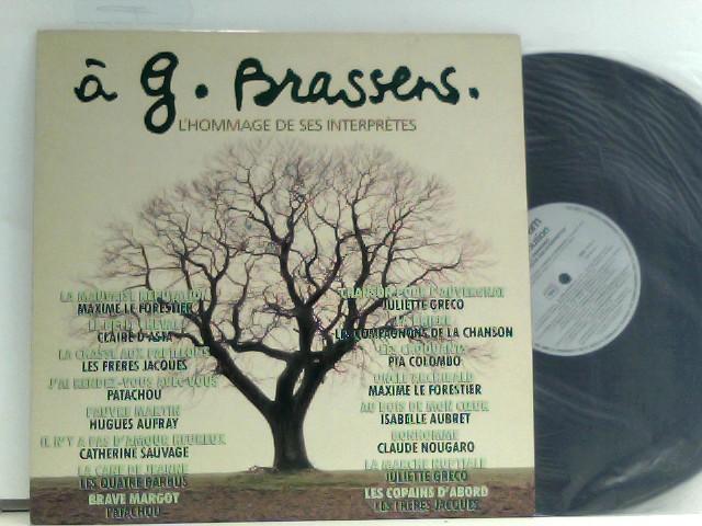 À G. Brassens - L