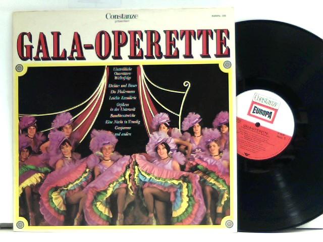 Various: GALA OPERETTE