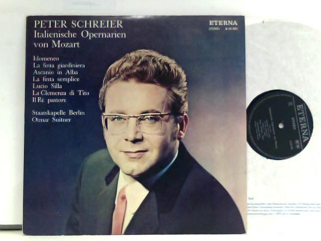Italienische Opernarien Von Mozart - Otmar Suitner