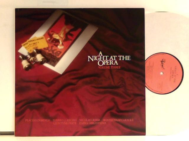 Various: A Night at the Opera - Volume tree