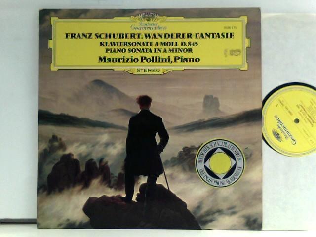 Maurizio Pollini  – Wanderer-Fantasie / Klaviersonate a-moll D. 845 - Piano Sonata In A Minor