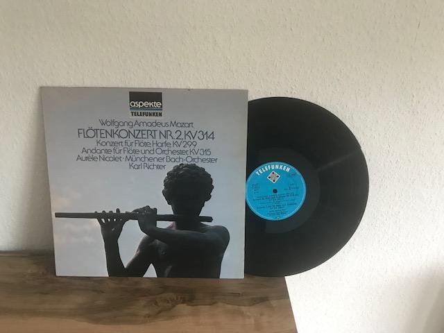 Flötenkonzert Nr. 2, KV 314
