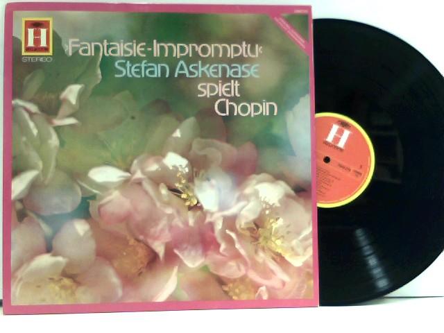»Fantasie-Impromptu« Stefan Askenase Spielt Chopin