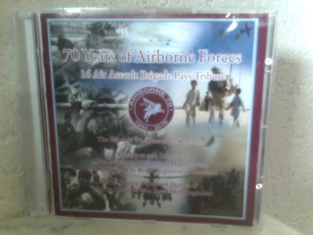 The Band of the Parachute Regiment: 70 Years of Airborne Forces - 16 Air Assault Brigade Pays Tribute