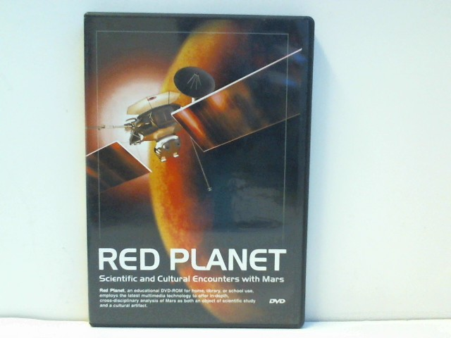 Red Planet, DVD-ROM Scientific And Cultural Encounters With Mars Auflage: Cdr