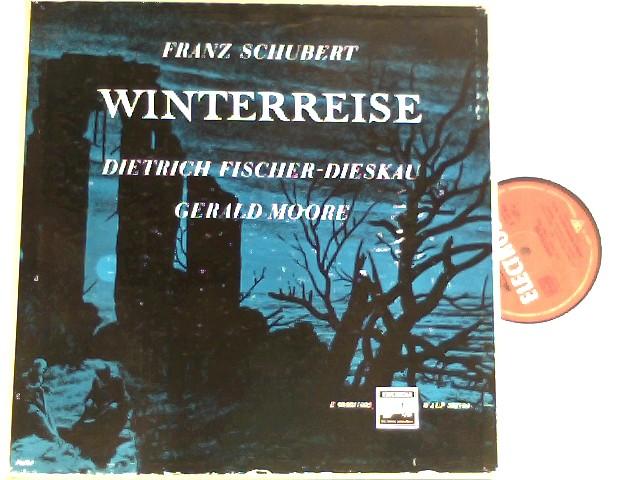 Dietrich Fischer-Dieskau, Gerald Moore – Winterreise