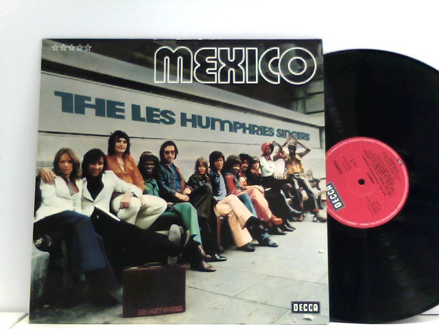 The Les Humphries Singers: Mexiko