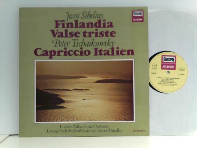 Finlandia / Valse Triste / Capriccio Italien