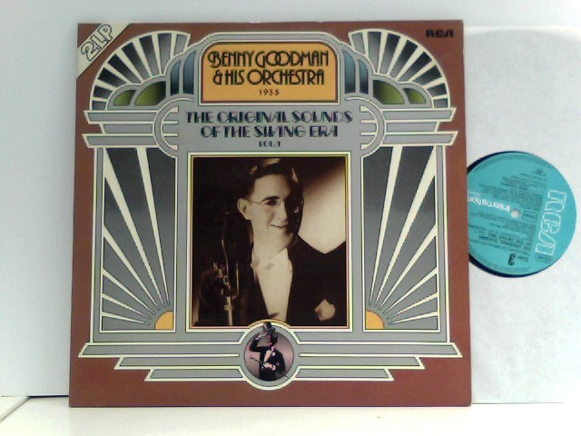 Benny Goodman And His Orchestra: The Original Sounds Of The Swing Era Vol. 1 - 1935