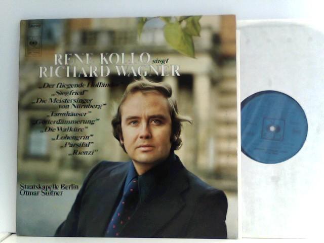 Staatskapelle Berlin, Otmar Suitner – Rene Kollo Singt Richard Wagner