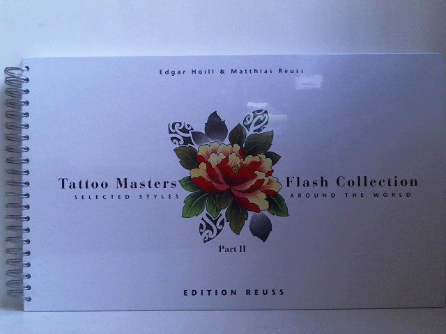 Tattoo Masters Flash Collection - Part 2: Selected Styles around the World