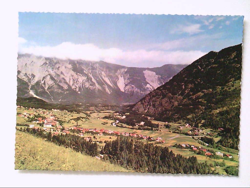 AK. Ötztal - Tirol. Österreich.