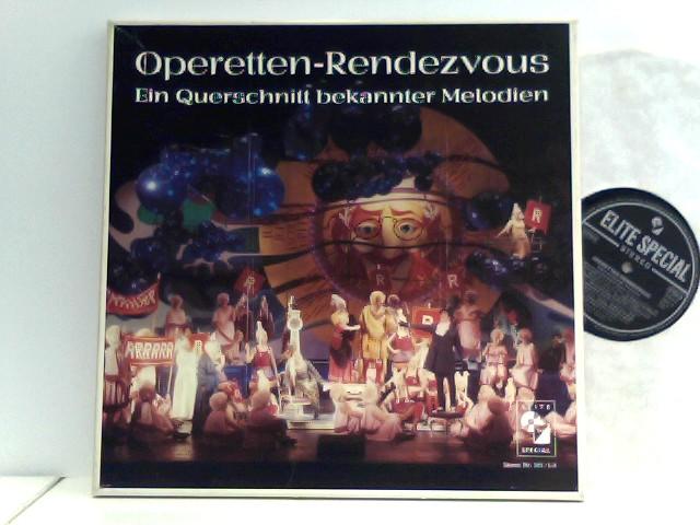 Lehár, Franz: Operetten Rendezvous - Ein Querschnitt bekannter Melodien