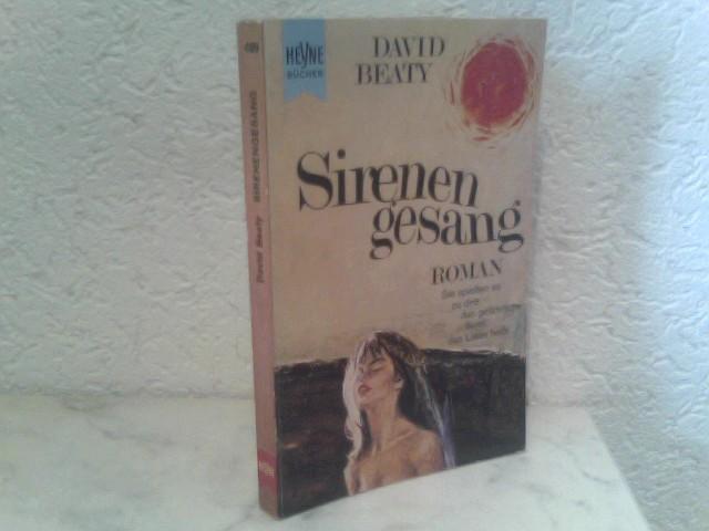 Sirenengesang Roman 2. Auflage
