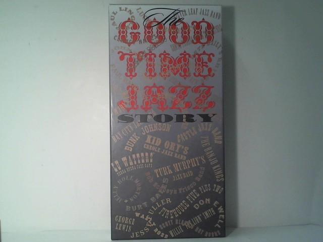 Various, Good Time Artists: Good Time Jazz Story