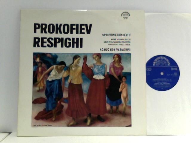 Prokofiev – Symphony-Concerto / Adagio Con Variazioni