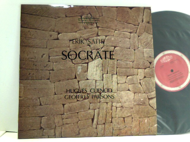 Hugues Cuenod*,  Geoffrey Parsons – Socrate