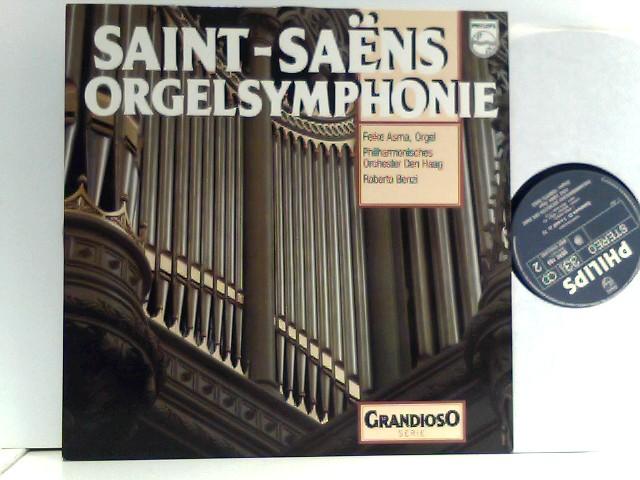 Roberto Benzi,  Das Philharmonische Orchester Den Haag*,  Feike Asma  – Orgelsymphonie